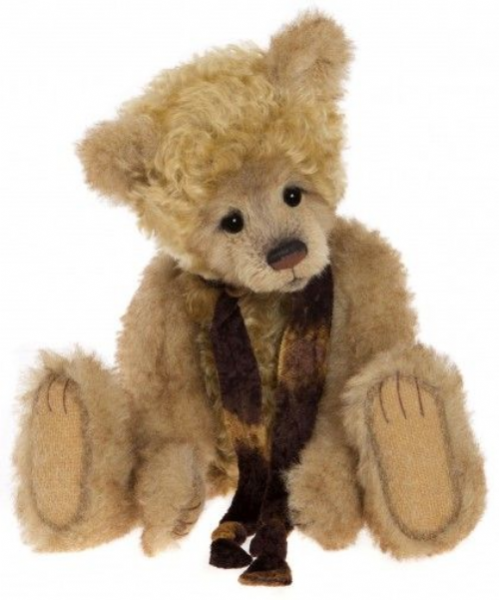 Butty, Isabelle mohair limited edition by Charlie Bears.